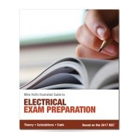 2017 Electrical Exam Preparation Textbook