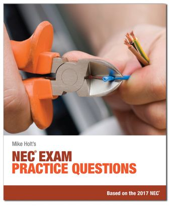 2017 NEC Exam Practice Questions Textbook