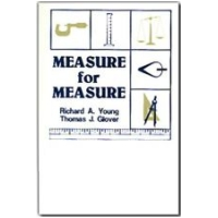 Measure for Measure Softbound White
