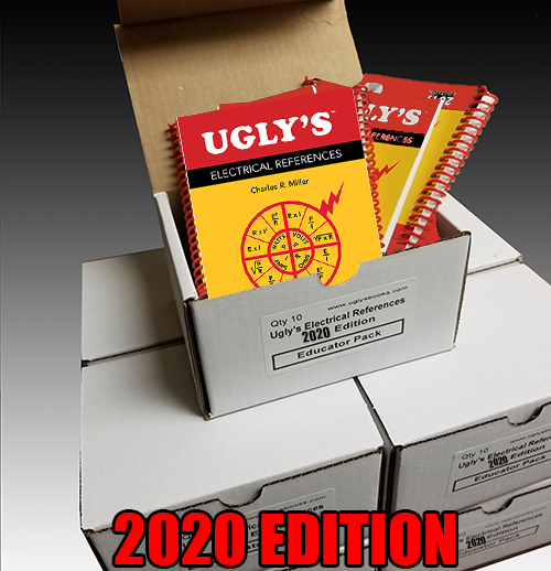 Ugly's 2020 Educator Pack (10 Copies)